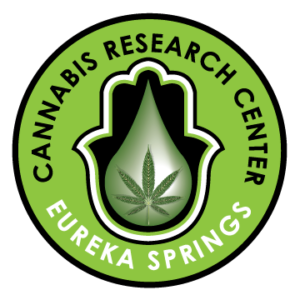 Cannabis Research Center Eureka Springs Logo